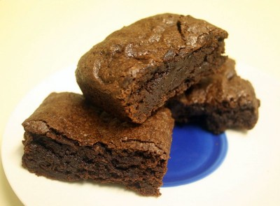 bean brownies