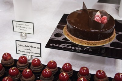 Petit pastries, Nathaniel Reid, Norman Love Confections