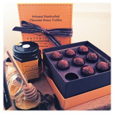 Catskill Provisions Chocolate Honey Truffles