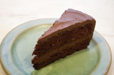 Favorite (Vegan) Chocolate Cake