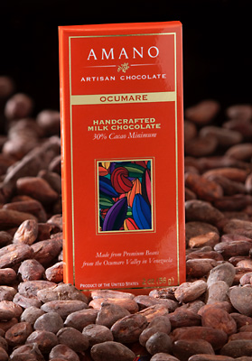 Amano Ocumare 30% milk chocolate