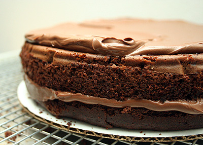chocolate potato cake