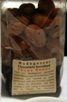 Pralus chocolate-covered cocoa beans