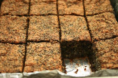 Flourless Poppy Seed Cake